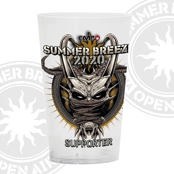 SUMMER BREEZE Open Air 2020 - Masked Skull (Supporter)